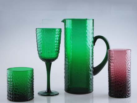 Crocodile glass